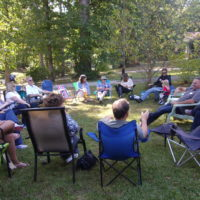 TAF Barbeque A Seasonal Hit